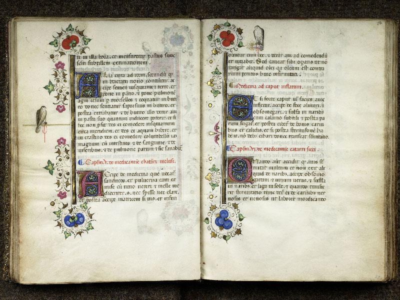 CHANTILLY, Bibliothèque du château, 0368 (1375), f. 026v - 027