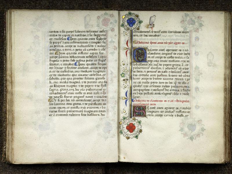 CHANTILLY, Bibliothèque du château, 0368 (1375), f. 027v - 028