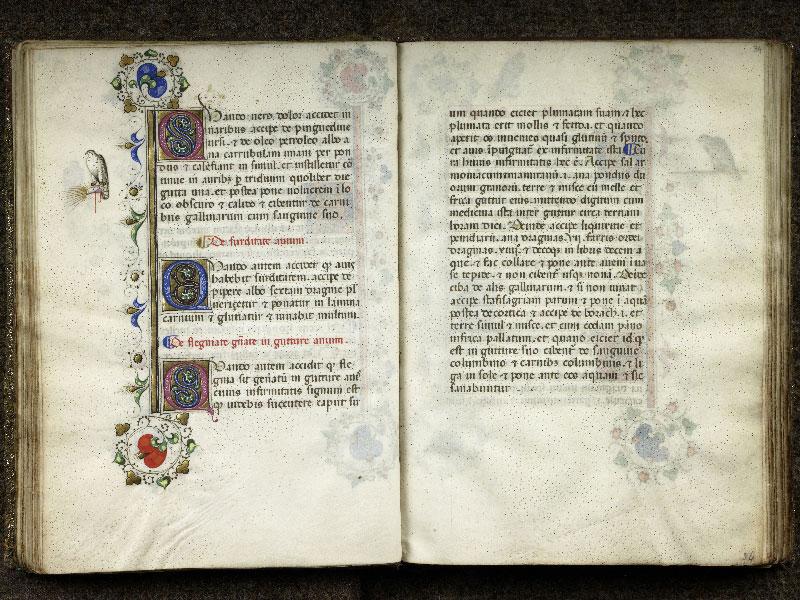CHANTILLY, Bibliothèque du château, 0368 (1375), f. 033v - 034