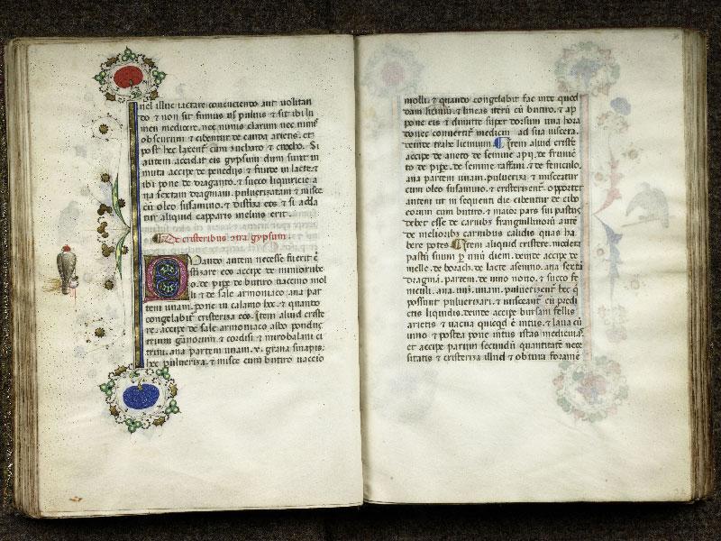 CHANTILLY, Bibliothèque du château, 0368 (1375), f. 037v - 038
