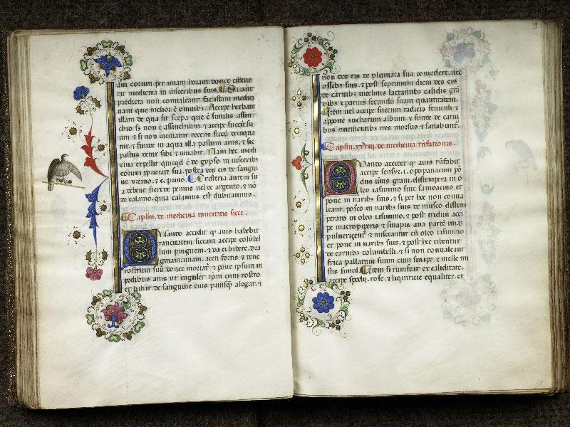 CHANTILLY, Bibliothèque du château, 0368 (1375), f. 038v - 039