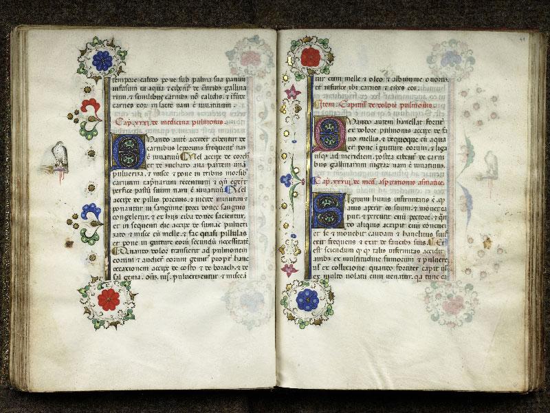 CHANTILLY, Bibliothèque du château, 0368 (1375), f. 040v - 041