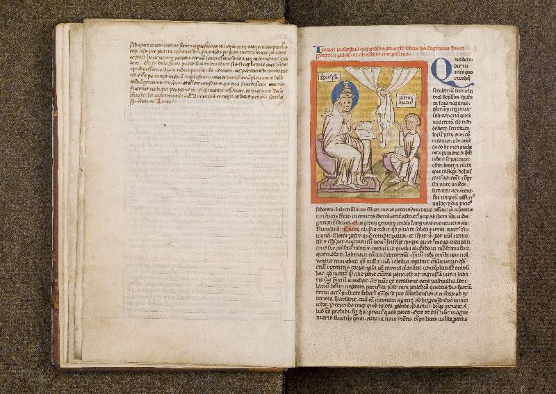 CHANTILLY, Bibliothèque du château, 0738 (1401), f. 000Ev - 001