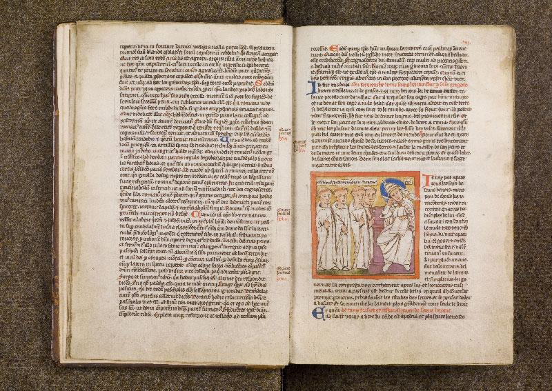 CHANTILLY, Bibliothèque du château, 0738 (1401), f. 003v - 004