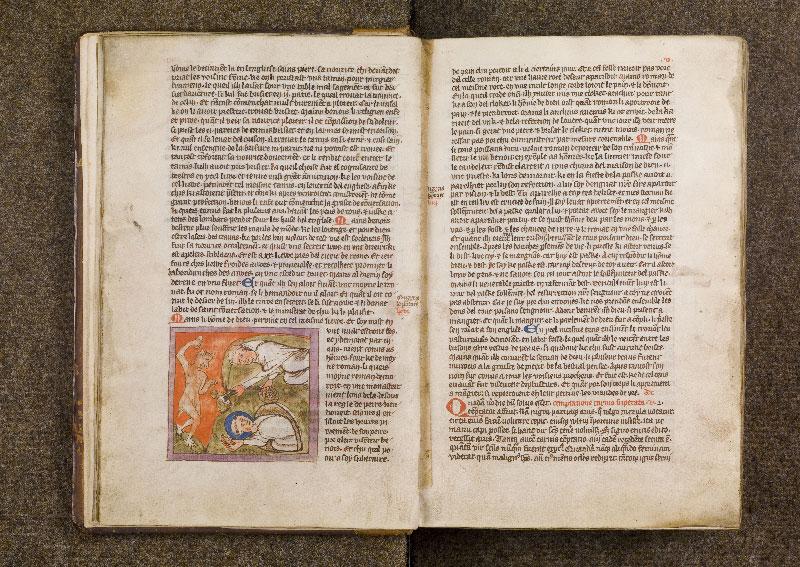 CHANTILLY, Bibliothèque du château, 0738 (1401), f. 004v - 005