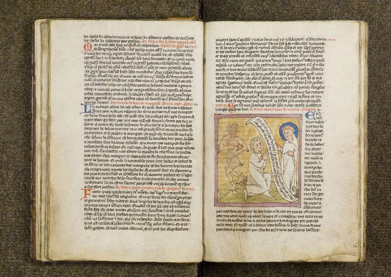CHANTILLY, Bibliothèque du château, 0738 (1401), f. 013v - 014