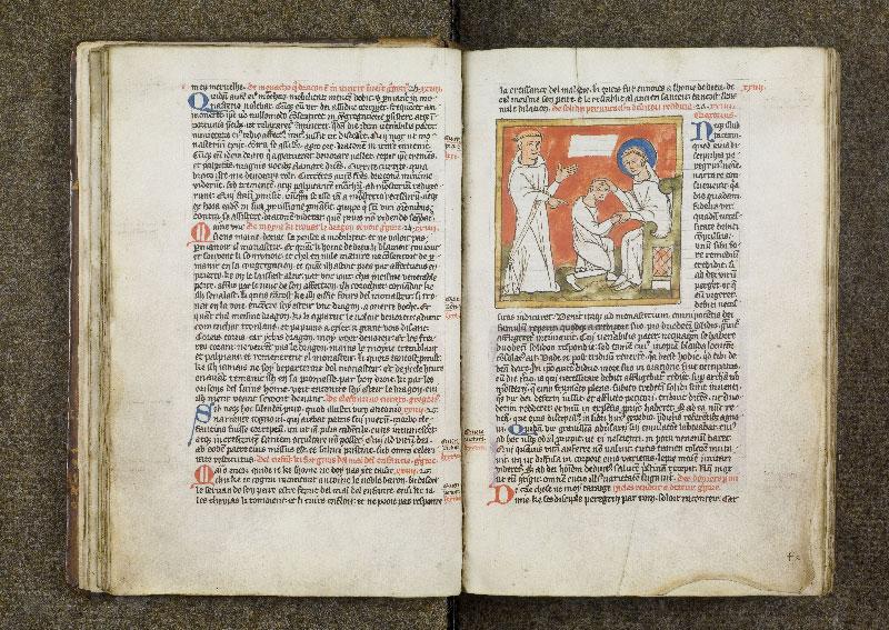CHANTILLY, Bibliothèque du château, 0738 (1401), f. 023v - 024