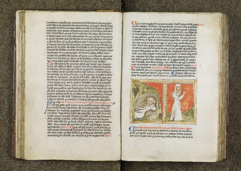 CHANTILLY, Bibliothèque du château, 0738 (1401), f. 032v - 033