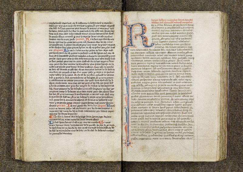 CHANTILLY, Bibliothèque du château, 0738 (1401), f. 033v - 034