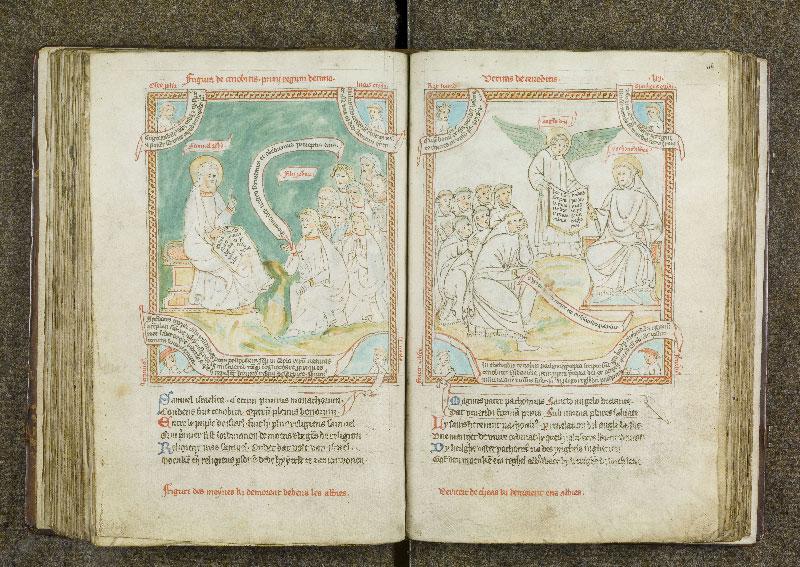 CHANTILLY, Bibliothèque du château, 0738 (1401), f. 113v - 114