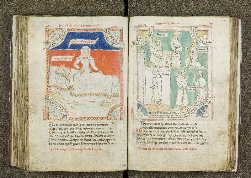 CHANTILLY, Bibliothèque du château, 0738 (1401), f. 115v - 116