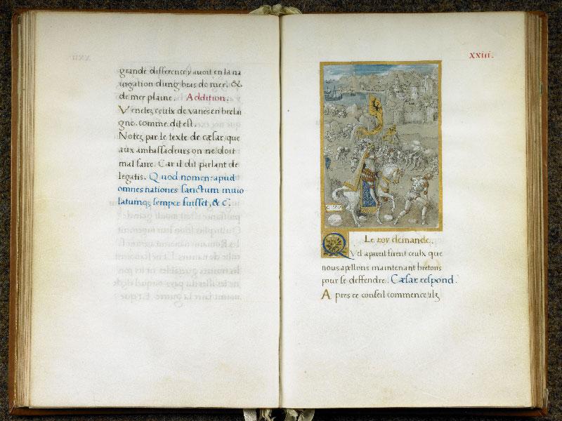 CHANTILLY, Bibliothèque du château, 0764 (1139), f. 022v - 023