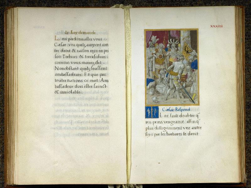 CHANTILLY, Bibliothèque du château, 0764 (1139), f. 033v - 034