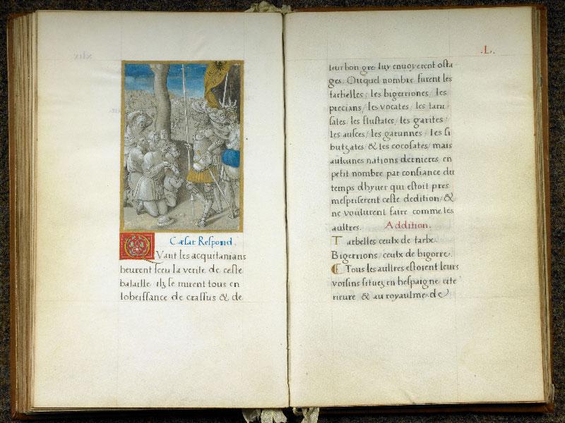CHANTILLY, Bibliothèque du château, 0764 (1139), f. 049v - 050