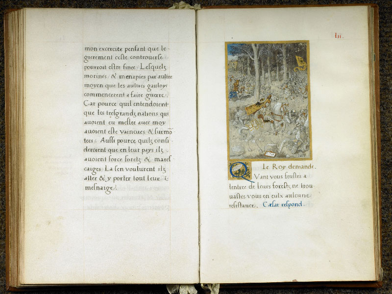 CHANTILLY, Bibliothèque du château, 0764 (1139), f. 051v - 052