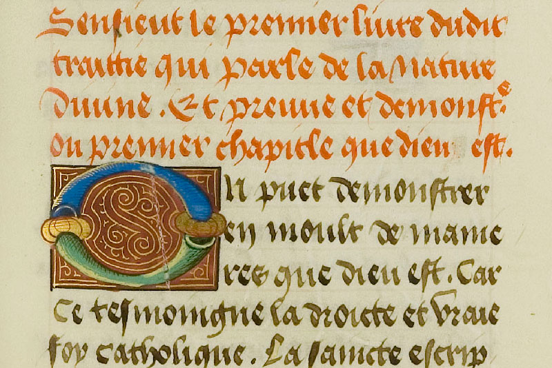 Chantilly, Bibl. du château, ms. 0130 (0526), f. 007