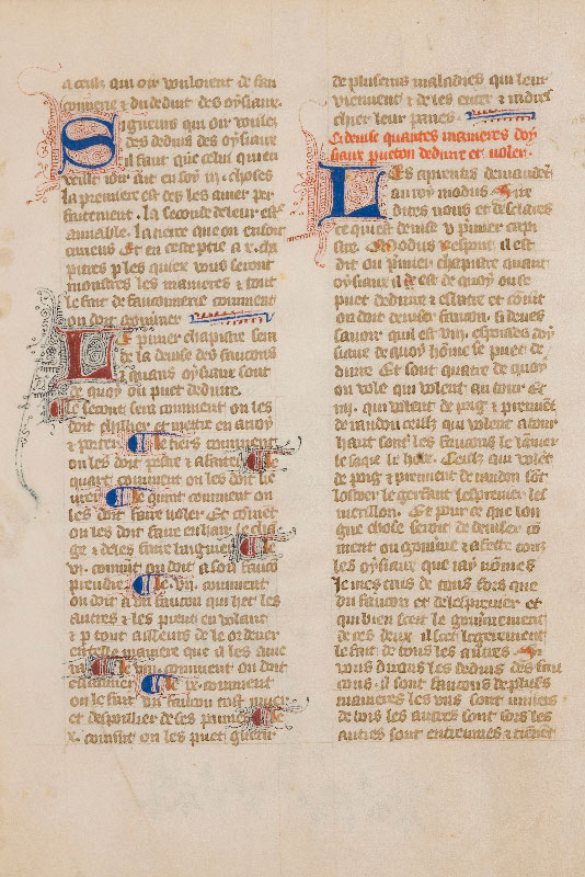 Chantilly, Bibl. du château, ms. 0365 (1560), f. 015v