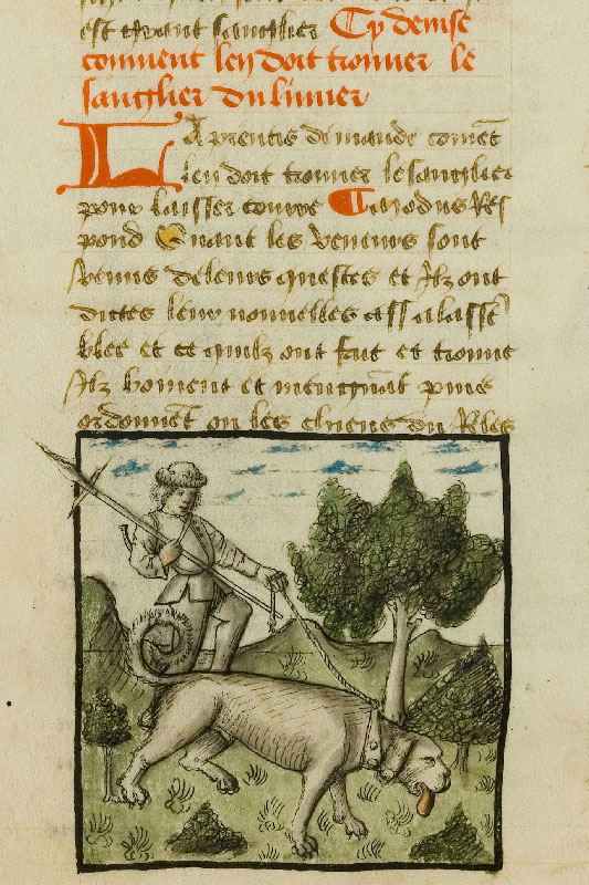 Chantilly, Bibl. du château, ms. 0366 (1559), f. 009