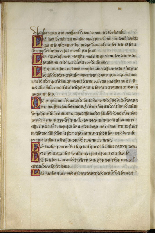 Chantilly, Bibl. du château, ms. 0369 (1528), f. 004v