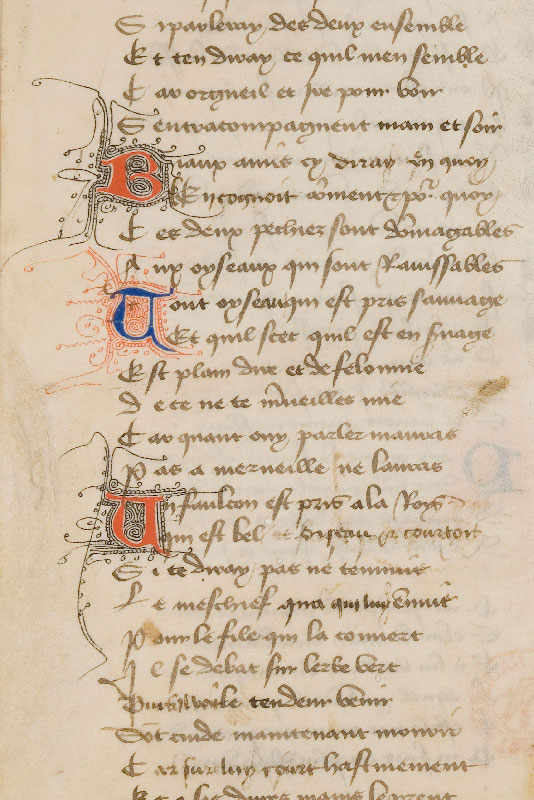 Chantilly, Bibl. du château, ms. 0488 (0683), f. 001v