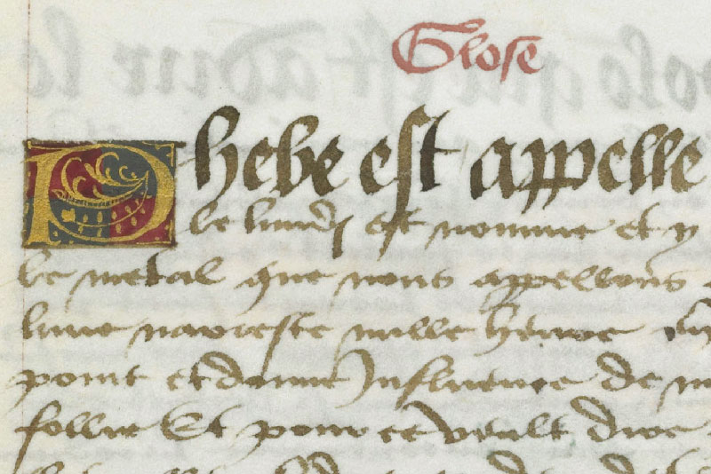 Chantilly, Bibl. du château, ms. 0495 (0942), f. 015v