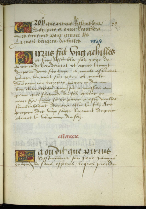 Chantilly, Bibl. du château, ms. 0495 (0942), f. 038