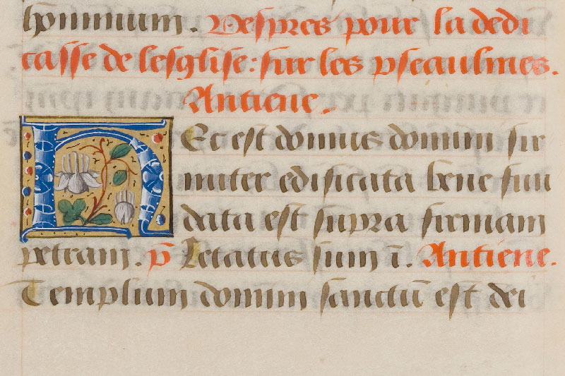 Chantilly, Bibl. du château, ms. 0057 (0807), f. 256v