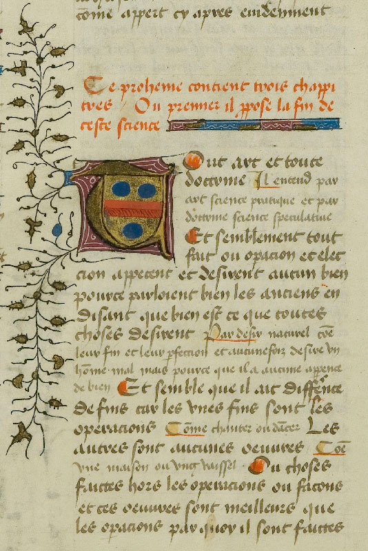 Chantilly, Bibl. du château, ms. 0278 (0575), f. 002v