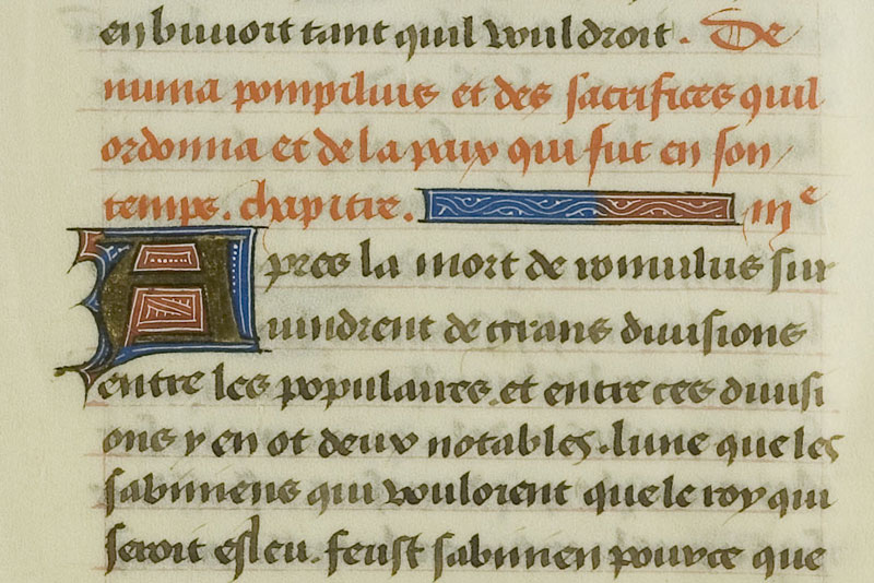 Chantilly, Bibl. du château, ms. 0282 (0491), f. 005