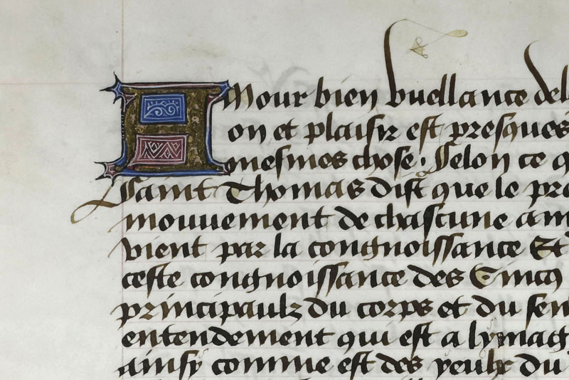 Chantilly, Bibl. du château, ms. 0291 (0660), f. 002v
