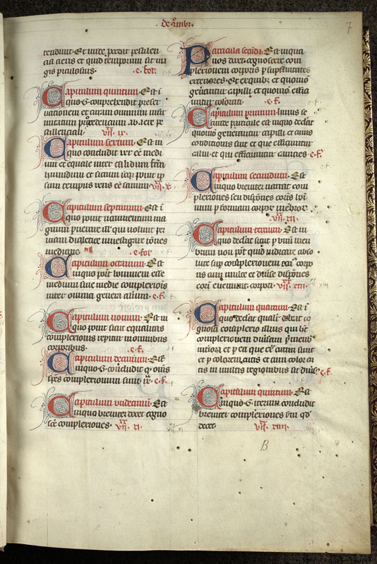 Chantilly, Bibl. du château, ms. 0334 (0569), f. 0007