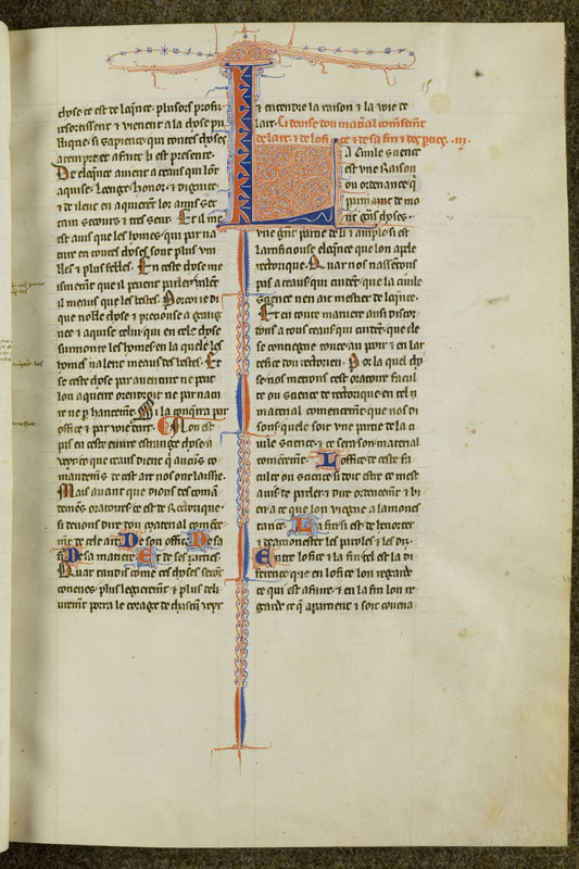 Chantilly, Bibl. du château, ms. 0433 (0590), f. 015