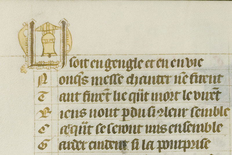 Chantilly, Bibl. du château, ms. 0482 (0665), f. 099v