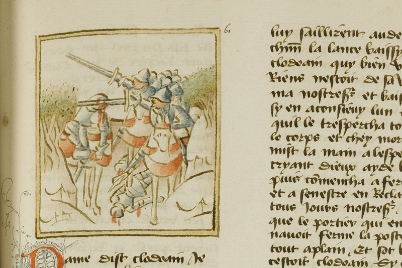 Chantilly, Bibl. du château, ms. 0652 (1082), f. 110
