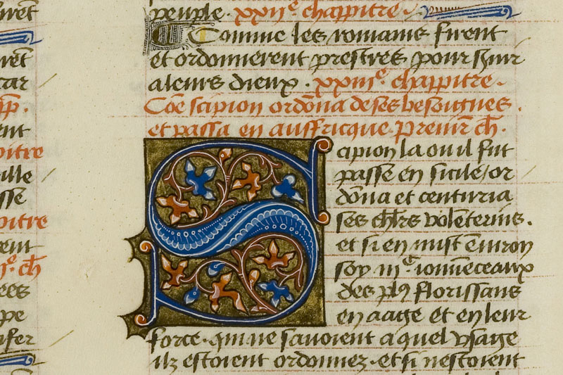 Chantilly, Bibl. du château, ms. 0761 (0310), f. 142v