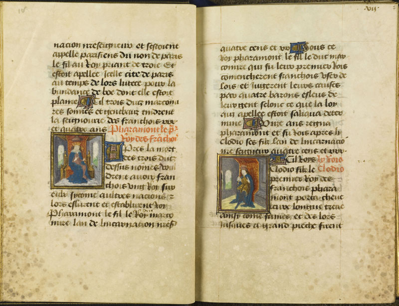 Chantilly, Bibl. du château, ms. 0872 (1408), f. 006v-007