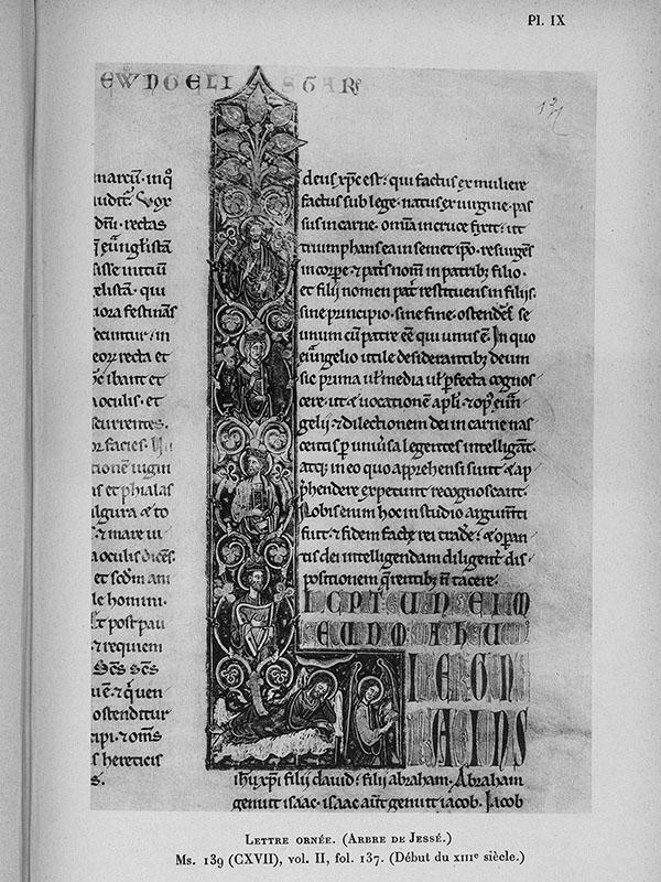 CHARTRES, Bibliothèque municipale, 0139 (0157), vol. 2, f. 137