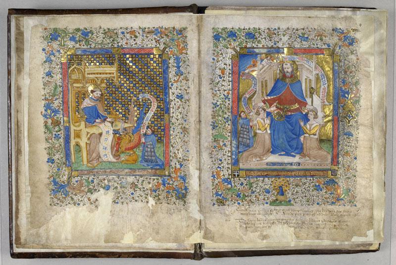 EPINAL , Bibliothèque municipale, 0201 (0265), f. 003v - 004