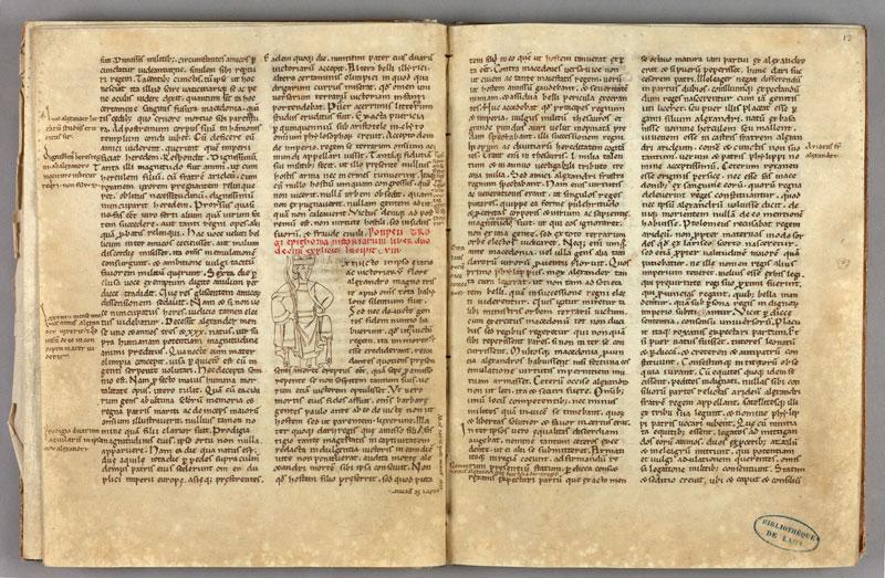 LAON, Bibliothèque municipale, 0400, f. 012v - 013