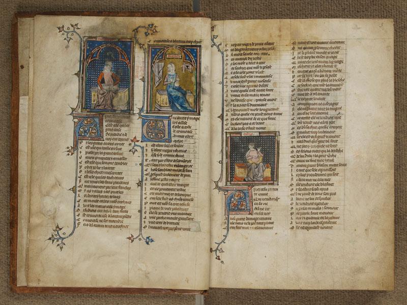 MEAUX, Bibliothèque municipale, 0052, f. 002v - 003