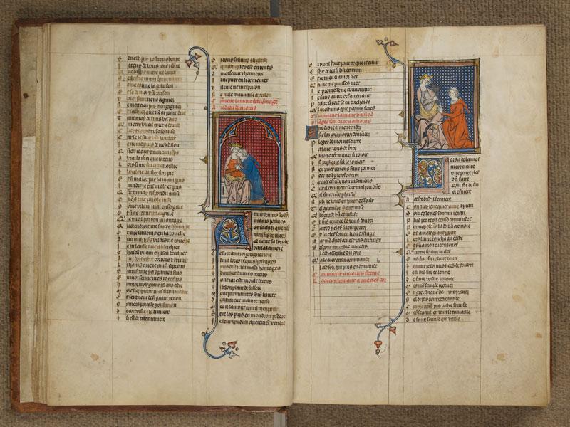 MEAUX, Bibliothèque municipale, 0052, f. 014v - 015