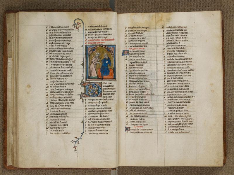 MEAUX, Bibliothèque municipale, 0052, f. 022v - 023