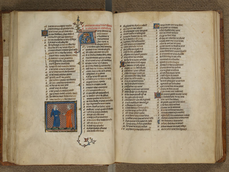 MEAUX, Bibliothèque municipale, 0052, f. 049v - 050