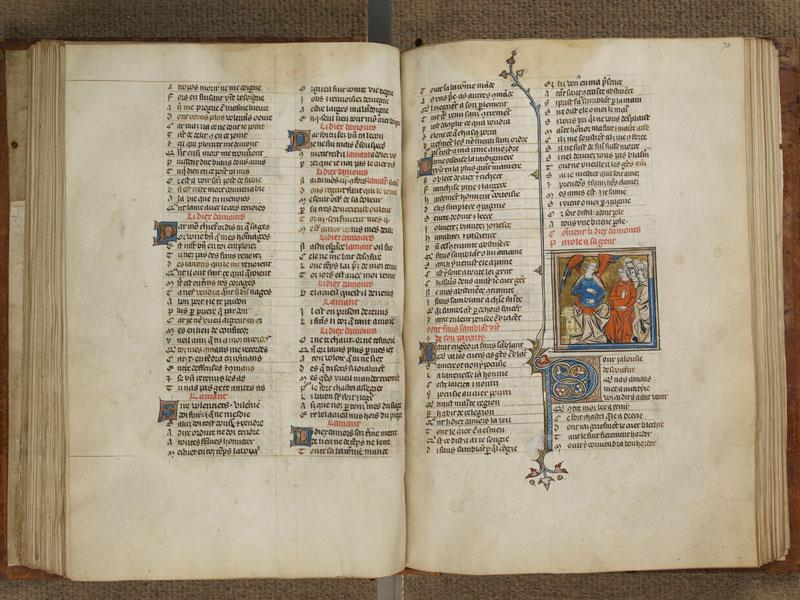 MEAUX, Bibliothèque municipale, 0052, f. 069v - 070