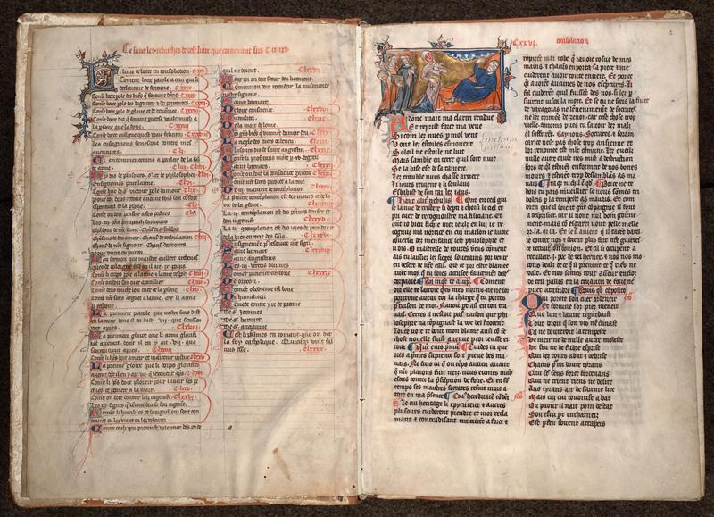 MONTPELLIER, Bibliothèque interuniversitaire , H 043, f. 001v - 002