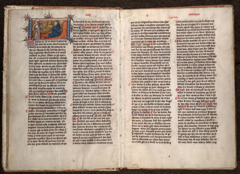 MONTPELLIER, Bibliothèque interuniversitaire , H 043, f. 002v - 003