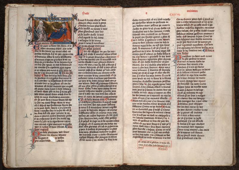 MONTPELLIER, Bibliothèque interuniversitaire , H 043, f. 009v - 010
