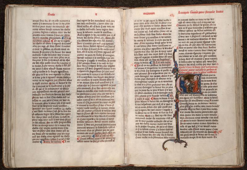 MONTPELLIER, Bibliothèque interuniversitaire , H 043, f. 026v - 027