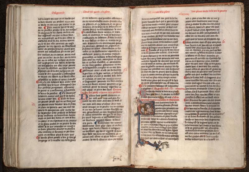 MONTPELLIER, Bibliothèque interuniversitaire , H 043, f. 058v - 059