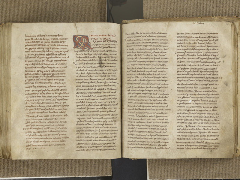 NANTES, Musée Dobrée, ms. 0001, f. 277v - 278